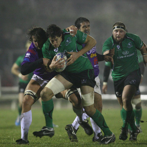 Connacht 83 I Cavalieri Estra 7, The Sportsground, Saturday, January 22, 2011