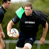Still in impressive physical condition, Michael Swift is preparing for his twelfth season with Connacht. The London-born lock turns 34 in October