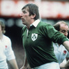 A formidable presence in the Irish second row, Moss was a true warrior on the pitch and a gentle giant off it