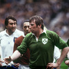 Moss was the third Irish forward, after Willie John McBride and Fergus Slattery, to win 50 international caps