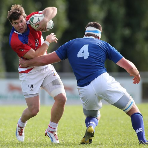 Photos of the St. Mary's v UL Bohemians clash at Templeville Road