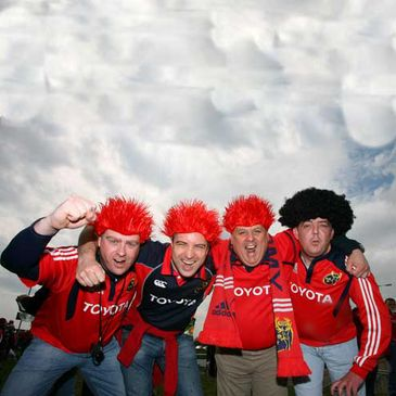 Munster fans will be on the move come May 24