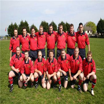 The Munster Junior team