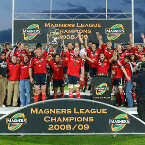 Munster's Magners League Title Celebrations, Thomond Park Stadium, Friday, May 15, 2009