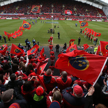 It is derby time again at Thomond Park