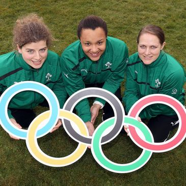 Jenny Murphy, Sophie Spence and Shannon Houston