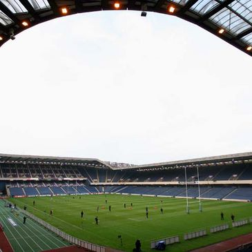 Murrayfield will host next year's Heineken Cup decider