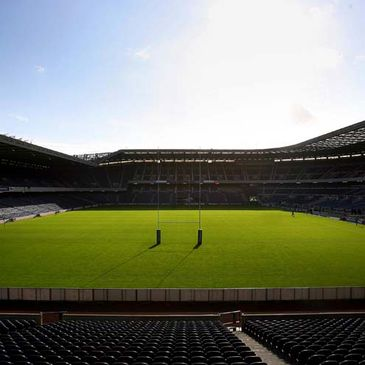 Murrayfield is the venue for this season's Heineken Cup final