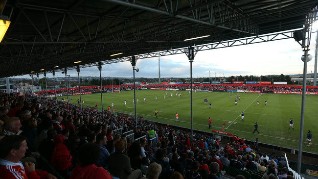 Musgrave Park in Cork