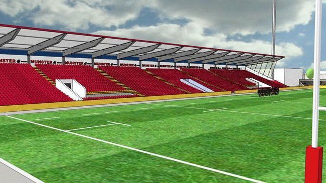 Munster Issue Update On Musgrave Park Redevelopment