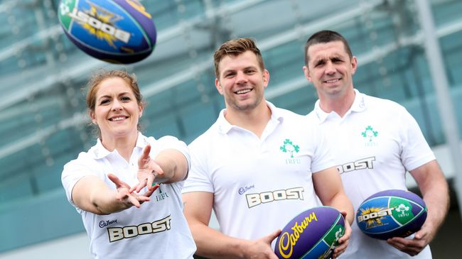 Cadbury And IRFU To Host Touch Rugby Blitz In Aid Of Aware