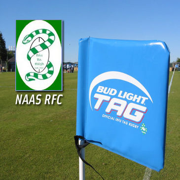 Naas RFC brings Bud Light Tag to Kildare