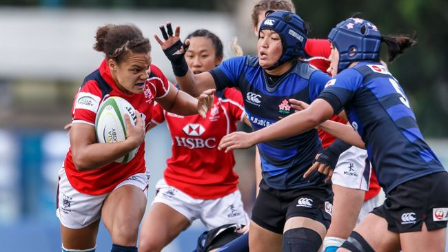 Hong Kong Squad Selected For Women's World Cup Debut