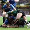 Jonathan Sexton added his fourth penalty and then lock Nathan Hines crashed over for what proved to be the clinching try