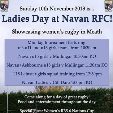 Navan Ladies day