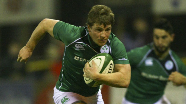 Ireland Club Team Named For Dalriada Cup Clash With Scotland