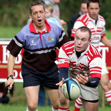 Will Nenagh Ormond be able to keep up their play-off push?