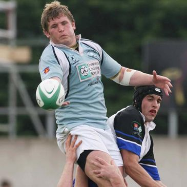 Paul Neville in action for Garryowen