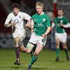 Nevin's ability to carve open a defence was obvious in the Ireland Under-20s' 25-10 Six Nations victory over England at Kingsholm in February 2010