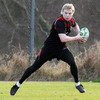 Young centre Nevin Spence has signed a full contract with Ulster in recent days, after an impressive run of performances
