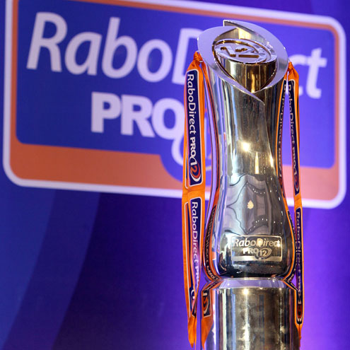 Leinster lead the way in the RaboDirect PRO12