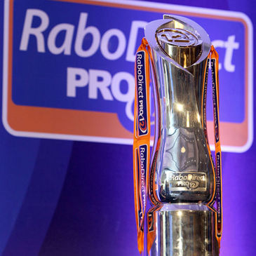 Leinster have jumped to the top of the RaboDirect PRO12 table