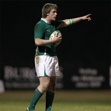 Hooker Niall Annett will captain the Ireland Under-20s against Argentina