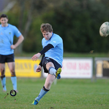 Niall Earls kicked UCD to victory at Malone
