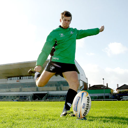 Are you as accurate a kick as Niall O'Connor?