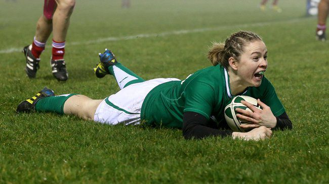 Niamh Briggs will start against Wales
