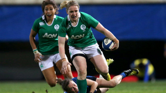 Briggs Makes Sevens Debut In Development Squad For Amsterdam