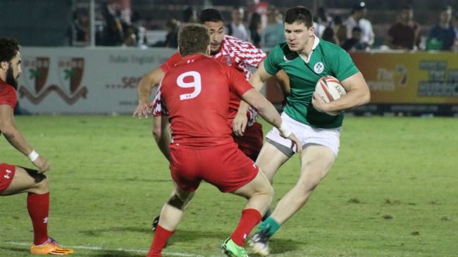 Three Ireland Sevens Sides To Play At Dublin 7s