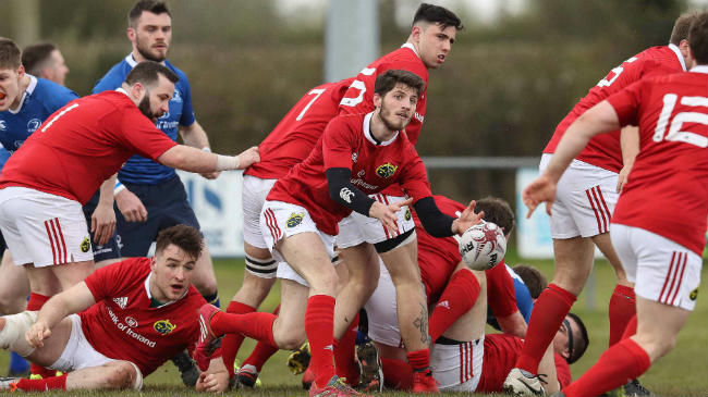 Munster And Ulster Win Opening Junior Interpros