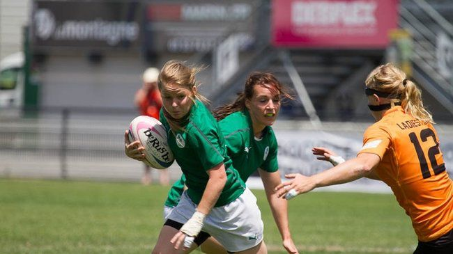 Ireland Women Finish Eighth In European Sevens Series