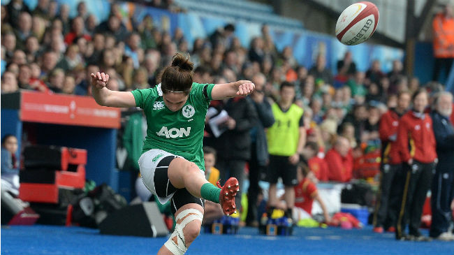 Irish Rugby TV: Nora Stapleton On Ireland Women's Win In Cardiff