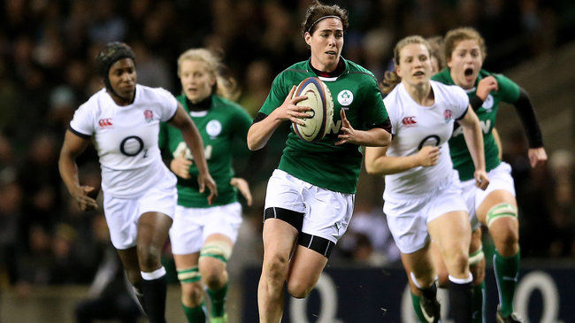 Women's Rugby World Cup Semi-Final Preview: Ireland v England