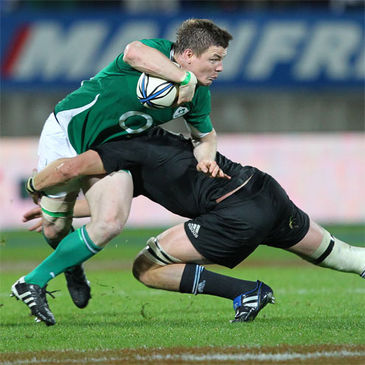 Brian O'Driscoll and Richie McCaw
