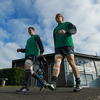 Peter O'Mahony and Andrew Trimble are hoping to feature in the Ireland team to play the All Blacks when it is named on Thursday