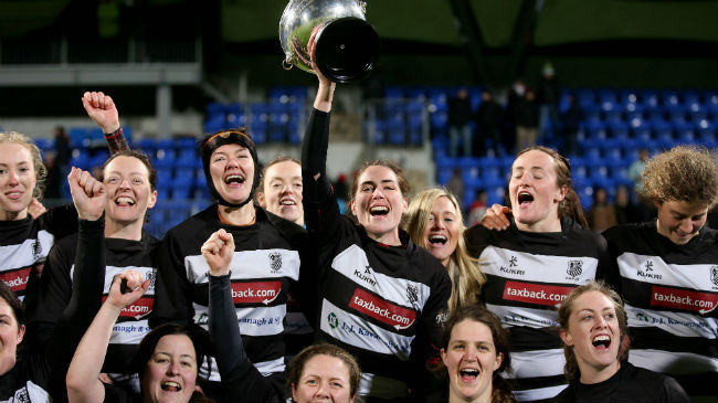 Irish Rugby TV: Women's All-Ireland League Division 1 Final