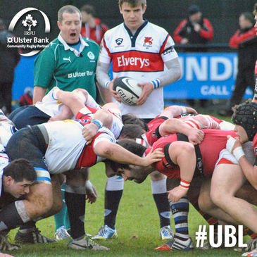 Old Wesley v UCC in the Ulster Bank League