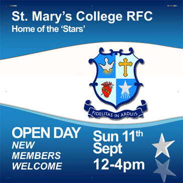 Ulster Bank League club St. Mary's College are hosting an Open Day