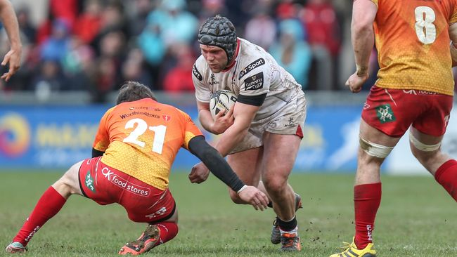 Connacht Add Former Ulster Hooker Murphy To Forward Ranks