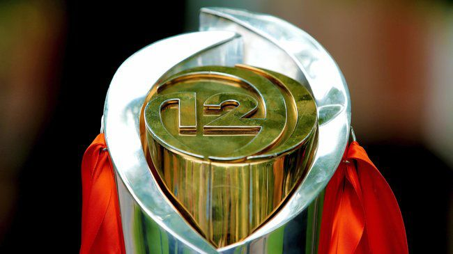 The PRO12 trophy