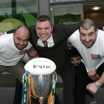 Paddy Power Sponsor Bingham Cup