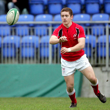 Ulster Ravens out-half Paddy Jackson