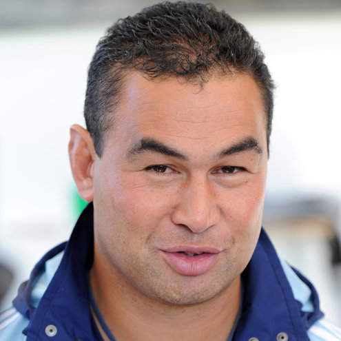 New Connacht head coach Pat Lam