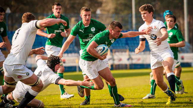 In Pics: Ireland U-18 Schools Squad In Poland