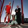 Munster, led by Paul O'Connell and Tony McGahan, lost out to Biarritz Olympique in last season's Heineken Cup semi-finals