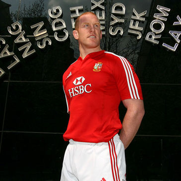 Paul O'Connell will lead the Lions against the Royal XV
