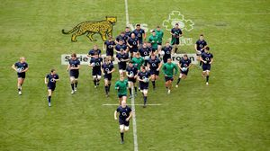 Ireland Captain's Run Session At Estadio Centenario, Resistencia, Friday, June 6, 2014